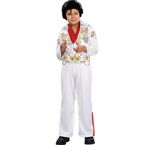 Deluxe Child Elvis Toddler Costume
