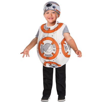 Star Wars The Force Awakens  BB8 Toddler Costume 2T 2-4T