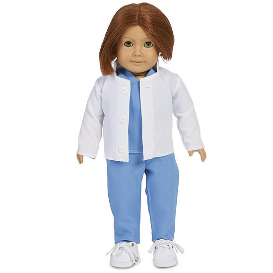"""Doctor Child 18"""" Doll Costume"""""""