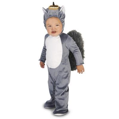 Grey Squirrel Infant Costume