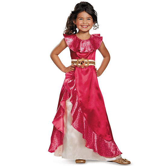 Elena of Avalor Elena Adventure Dress Classic Toddler Costume 2-4T