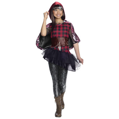 Ever After High Deluxe Cerise Hood Child Costume