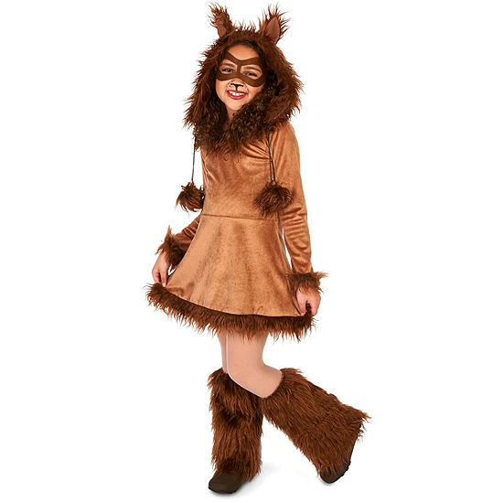 Fox Child Costume Girls Costume