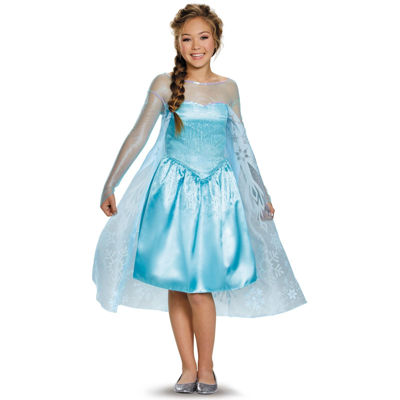 Frozen Elsa Tween Costume - Large