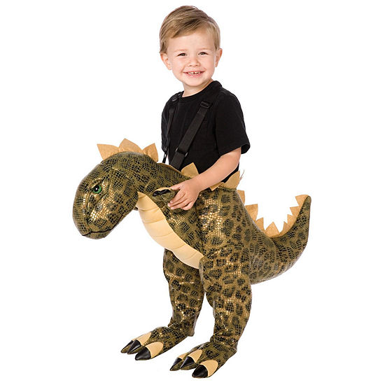 Plush T-Rex Child Costume - One Size (Fits Sizes 4-8)