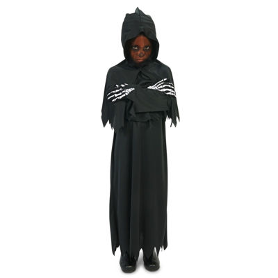 Hooded Grim Reaper Child Costume