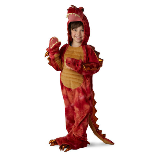 Hydra the Dragon Child Costume