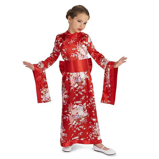 Kimono Child Costume