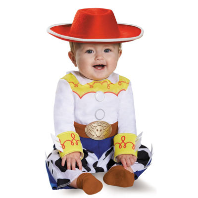 Deluxe Toy Story Jessie Costume For Toddlers - 12-18 Months