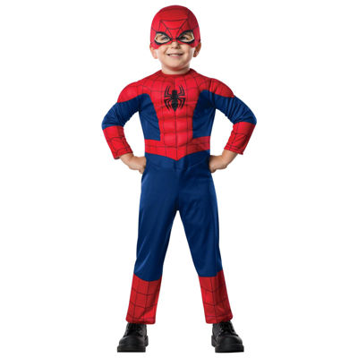 Ultimate Spider-Man Toddler Costume - 2-4T