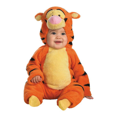 Winnie the Pooh Tigger Toddler Costume - 2-4T