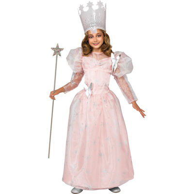 The Wizard Of Oz Glinda The Good Witch Deluxe Toddler Costume - Toddler (2T-4T)