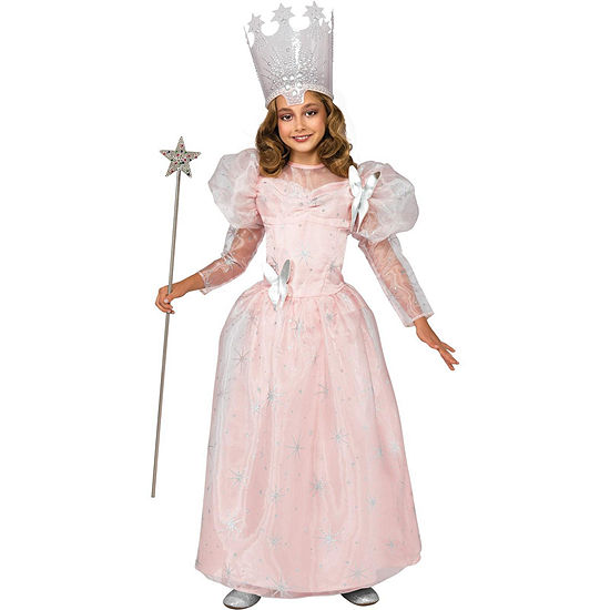 Wizard Of Oz - Glinda The Good Witch  Deluxe Size S(4/6)