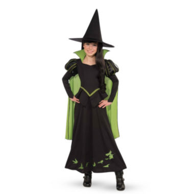 The Wizard Of Oz Wicked Witch Of The West Child Costume