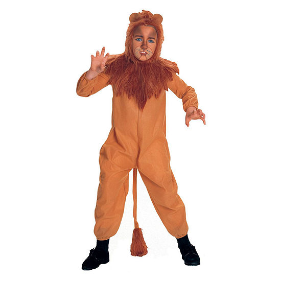 The Wizard of Oz Cowardly Lion Child Costume
