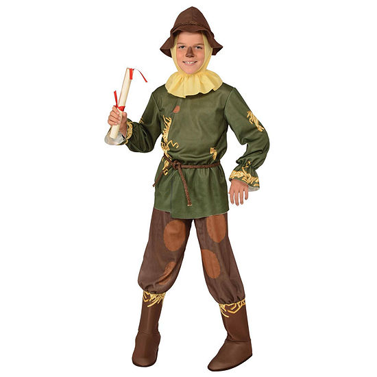The Wizard Of Oz Scarecrow Child Costume Boys Costume