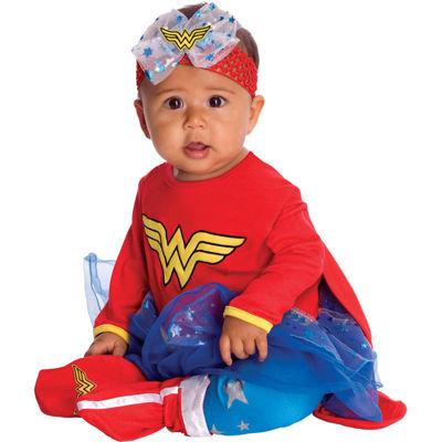 Wonder Woman Infant Costume - 6-12 Months