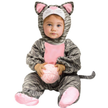 Lil Striped Kitten Infant Costume