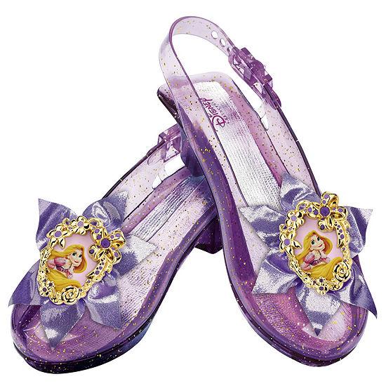 Rapunzel Sparkle Shoes - Child