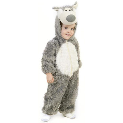 Little Wolf Child Costume