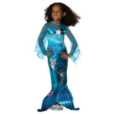 Magical Mermaid Toddler Costume 2-4T