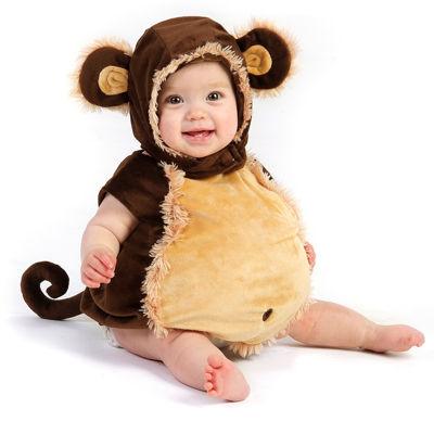 Mischevious Monkey Infant Costume