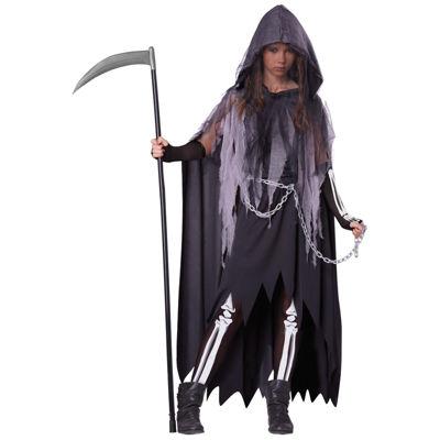 Miss Reaper Tween Costume