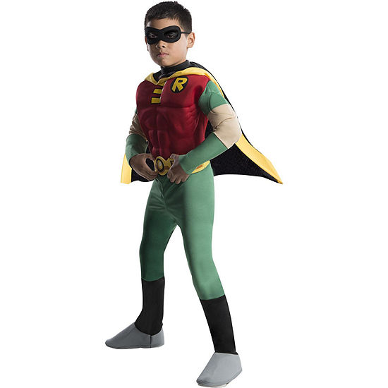 Muscle Chest Robin Infant Costume - 2T-4T