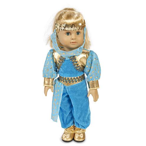 Mystic Genie 18 Doll Costume