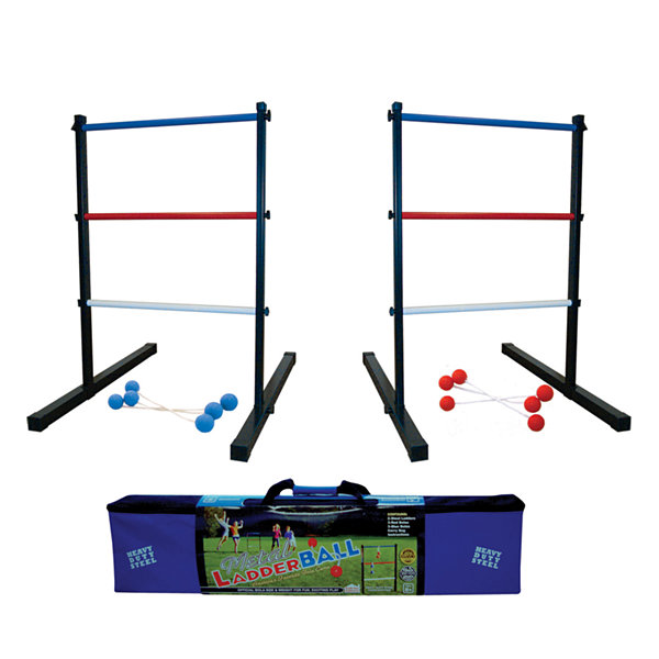 Maranda Enterprises LLC Metal LadderBall Game