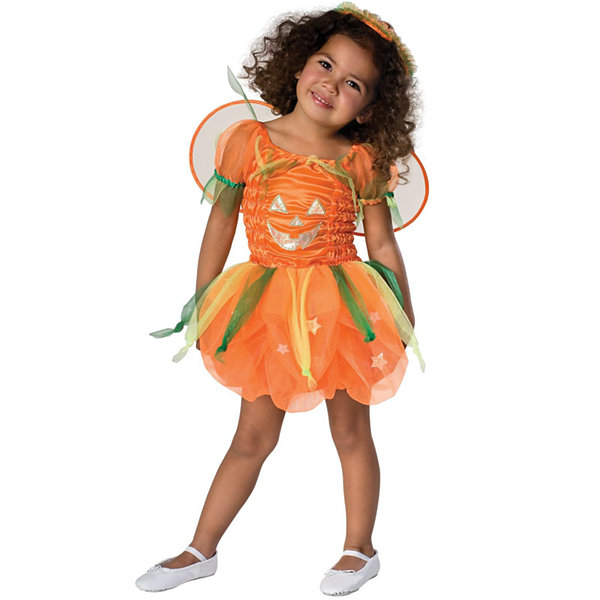 Pumpkin Pie Toddler Costume 2-4T