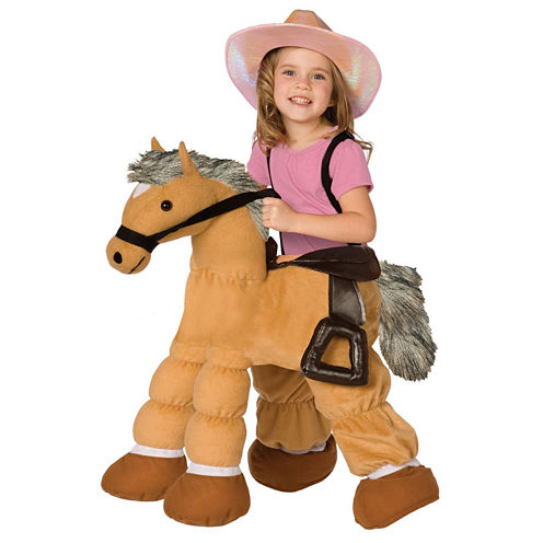 Ride a Pony Child Costume - One Size Fits Most
