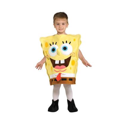 Sponge Bob Toddler Costume 2-4T