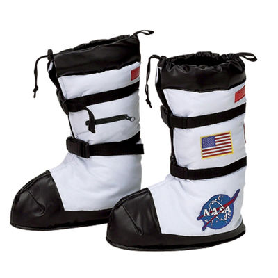 Astronaut Child Boot Covers