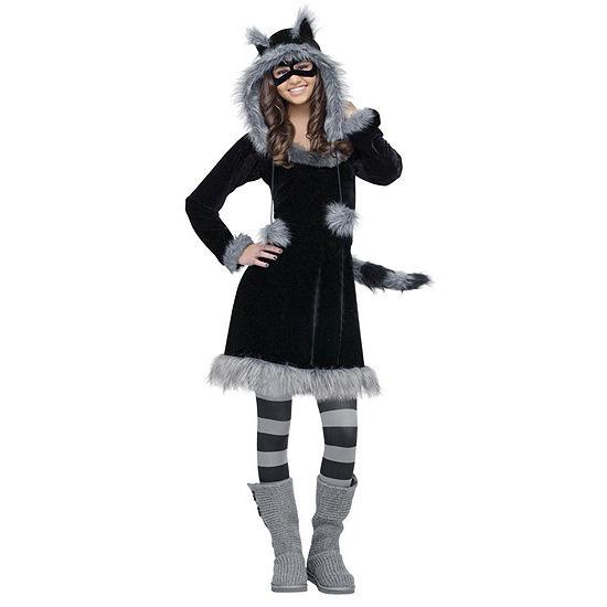 Sweet Raccoon Teen Costume - 0-9