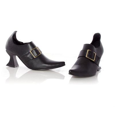 Hazel Gold Buckle Child Shoes