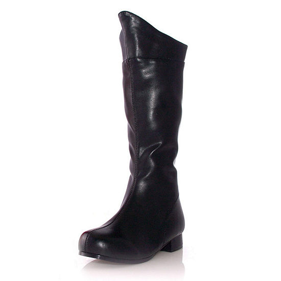 Shazam (Black) Child Boots - Large 2-3