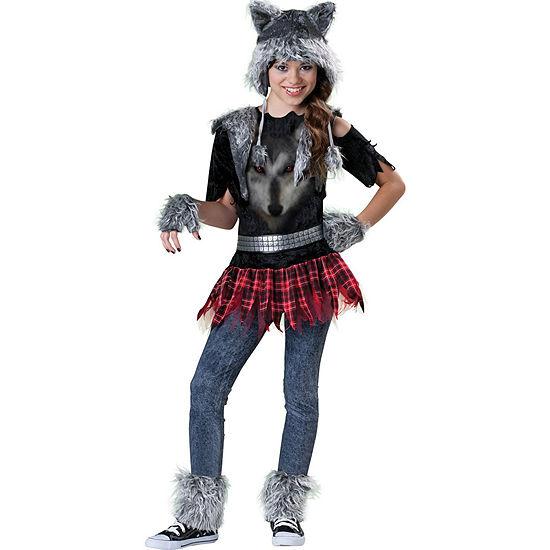 Wear Wolf Child Costume