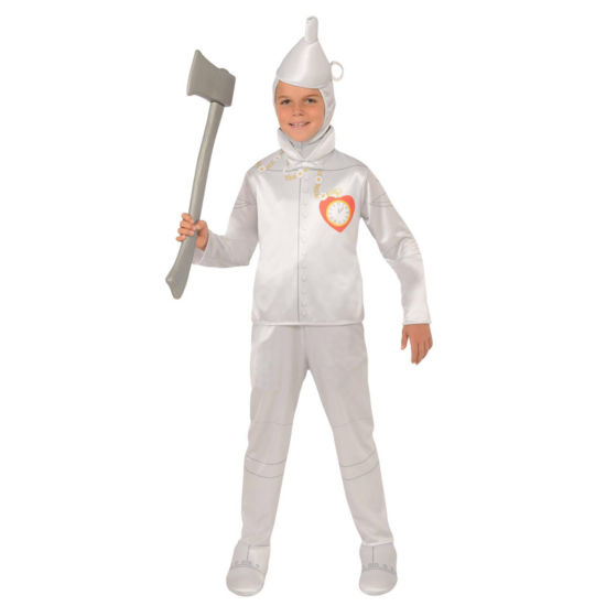 The Wizard of Oz Tin Man Child Costume