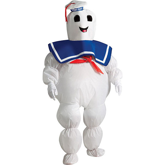 Ghostbuster - Inflatable Stay Puft Marshmallow Man Child One Size