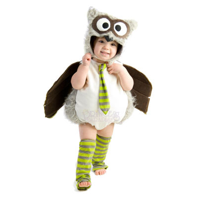 Owl Toddler Costume 2-4T