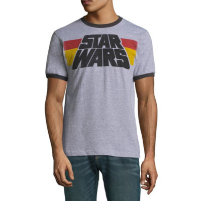 Short Sleeve Star Wars Tv + Movies Graphic T-Shirt