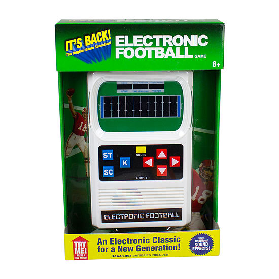 Basic Fun Electronic Football Game