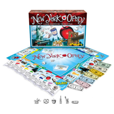 New York-Opoly Board Game