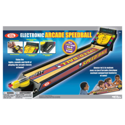 Ideal Electronic Arcade Speedball™