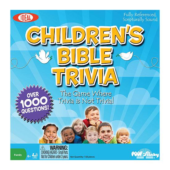 Ideal Children's Bible Trivia™