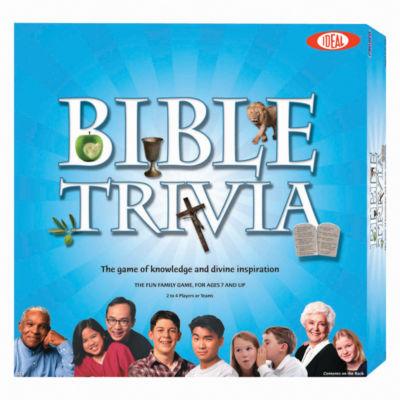 Cadaco Bible Trivia Game