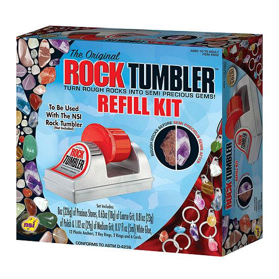Nsi Kids Rock Tumbler Refill