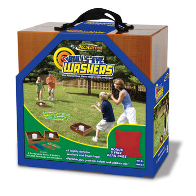 Fundex Games Bulls Eye Washers