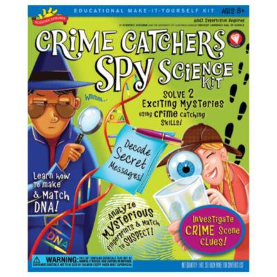 Scientific Explorer Crime Catchers Science Kit